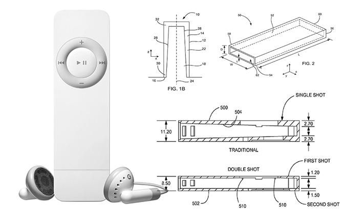 iPod Shuffle 1st Double Injection