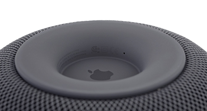 HomePod Bottom