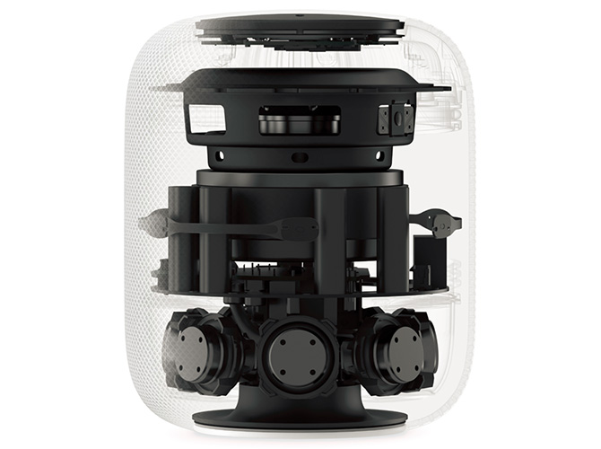 HomePod Structure