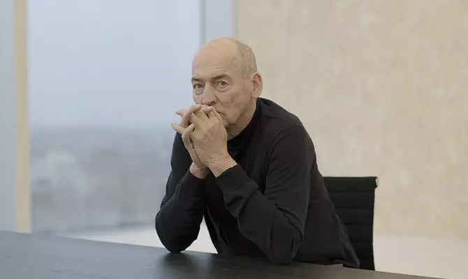 Rem Koolhaas FT Interview